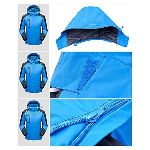 Hiver Ski Xfentech Coupe pluie Rouges Imperméable vent Hommes Outerwear De Coupe Femme Veste Homme 00wqTHEF