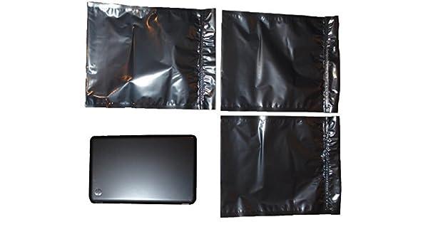 3 jaula de Faraday Notebook Med/grande ESD/EMP bolsas 10 X 12 ...