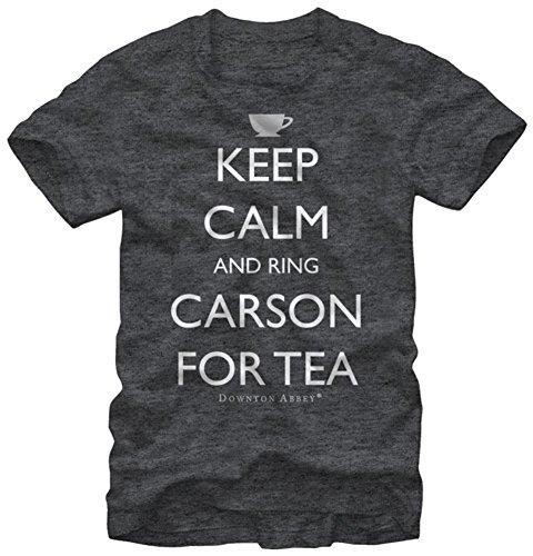 Downton Abbey- Ring Carson T-Shirt Size M