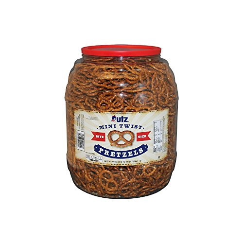 Utz Mini Twist Pretzels (60 oz) ()