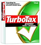 Software : TurboTax Premier Home/Business 2003 [Old Version]
