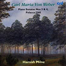 Sonatas in D minor J206, E minor J287, Polacca in E J268 by Hamish Milne (2000-11-01)