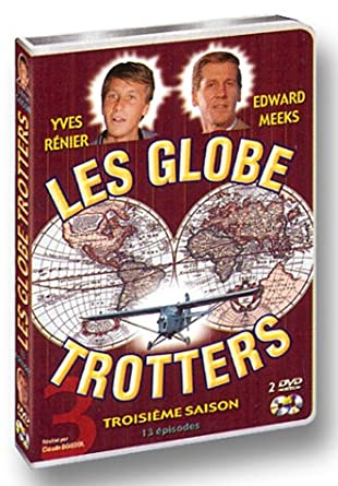 Les Globes trotters - Saison 3: Amazon.co.uk: DVD & Blu-ray