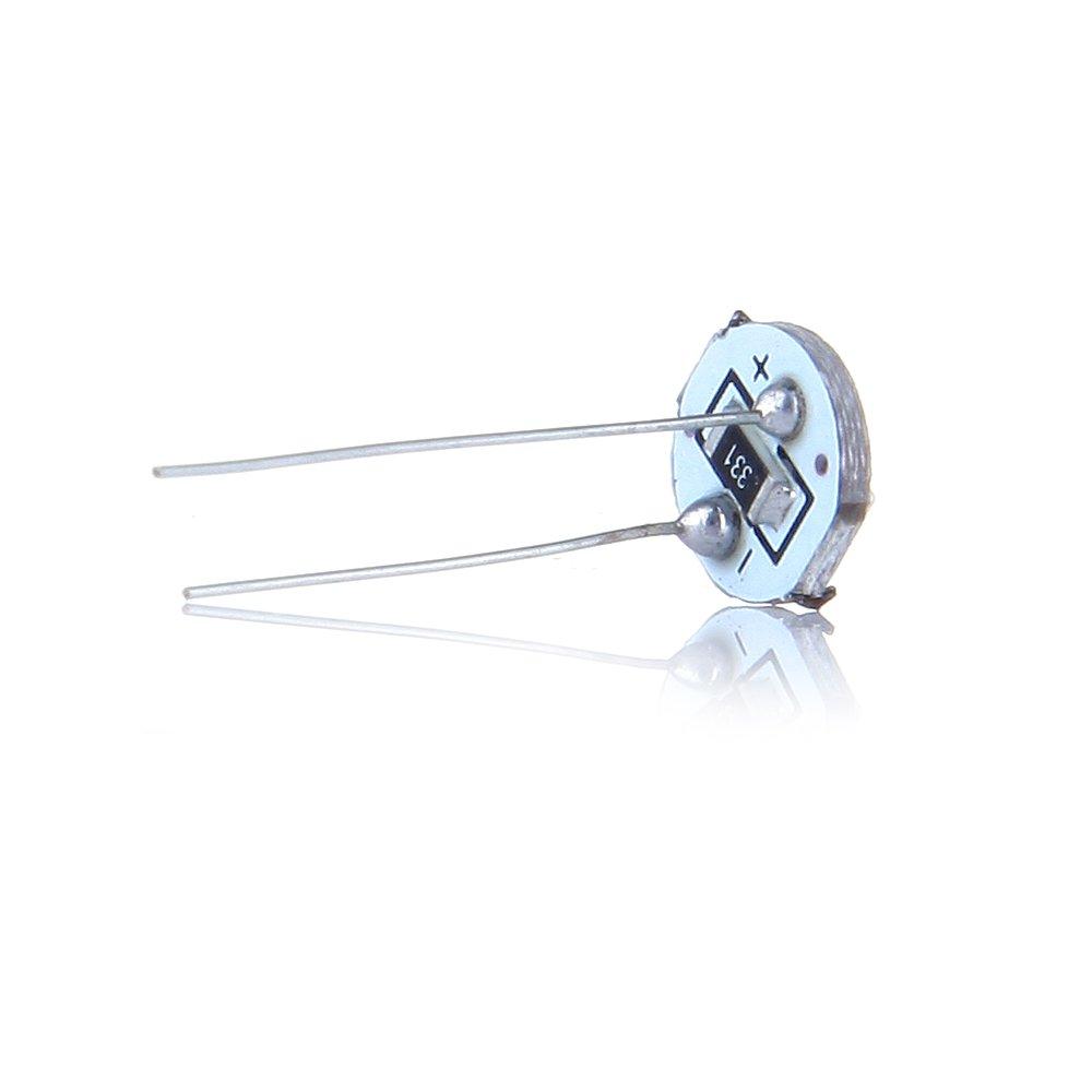 ,20Pack cciyu 4.7mm Indicator Panel Gauge Cluster Speedometer Backlight Mini Bulbs Lamps Lighting white