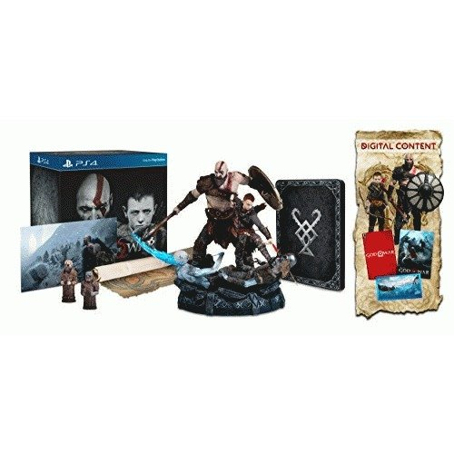 God Of War Collectors Edition   Playstation 4