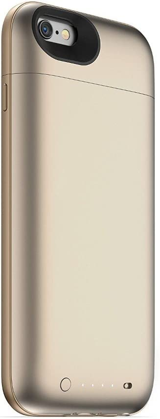 mophie juice pack air Compact Battery Case for iPhone Gold