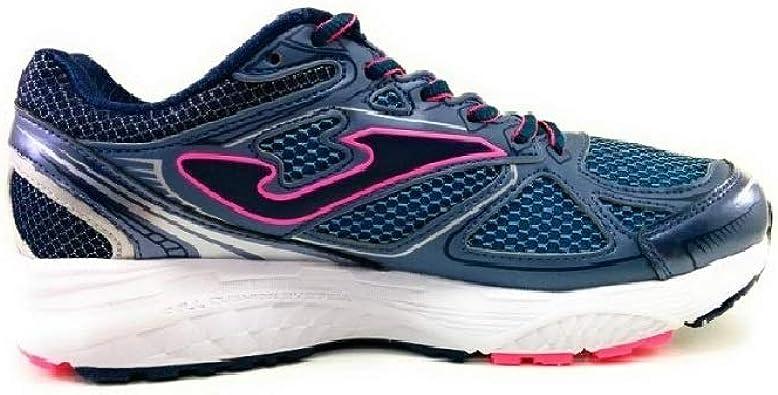 Joma - Zapatilla Running Mujer vitaly 912 Gris: Amazon.es: Zapatos y complementos