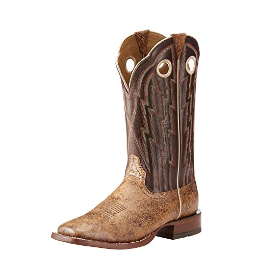 Image of Ariat Men's Spot Hog Wide Square Toe Western Boot