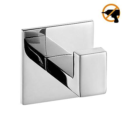 Amazon.com: HomeT - Soporte de papel higiénico de acero ...
