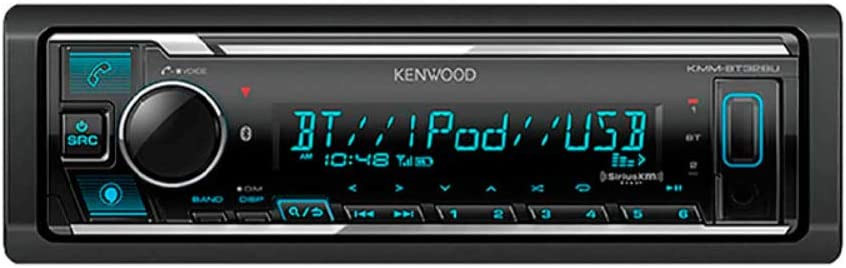 Kenwood KMM-BT328U Digital Media Receiver
