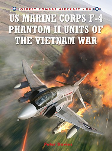 US Marine Corps F-4 Phantom II Units of the Vietnam for sale  Delivered anywhere in USA