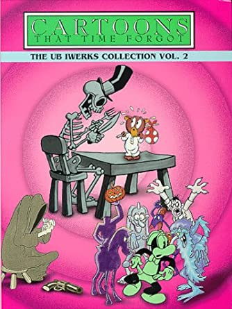 Amazon com: Cartoons That Time Forgot - The Ub Iwerks