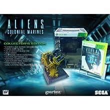 Aliens Colonial Marines Collector's Edition -Xbox 360