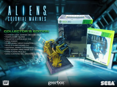 Aliens Colonial Marines Collector's Edition -Xbox 360