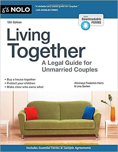 家を所有するパートナーと生活する