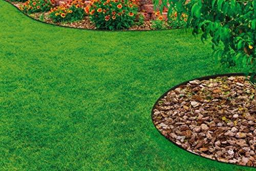 Frontal Flexible Agralan para césped y Camas.: Amazon.es: Jardín