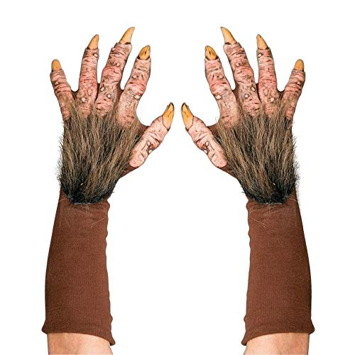 Brown Beast Super Action Gloves]()