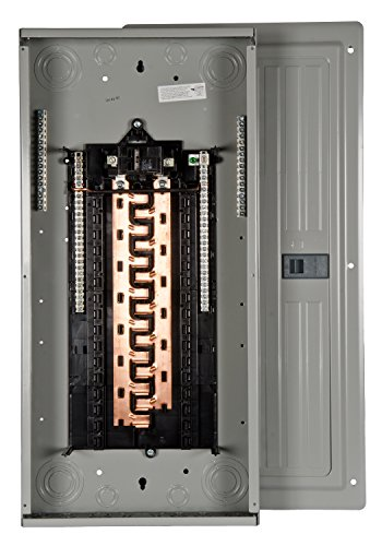 P3030B1125CU 125-Amp 30-Space 30-Circuit Main Breaker Load Center ()