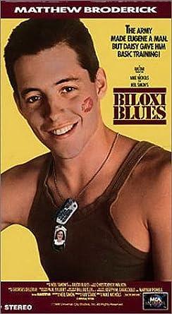 Amazon Com Biloxi Blues Vhs Matthew Broderick Christopher