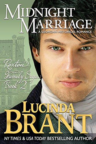 Midnight Marriage: A Georgian Historical Romance (Roxton Family Saga Book 2) (Salt Redux compare prices)