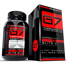 G7 Thermogenic Hyper Metabolizer Diet Pill, Weight loss pills that work fast...