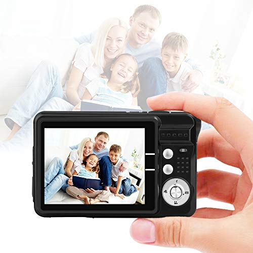 Yasolote HD Mini Point and Shoot Digital Camera Video Recorder Cameras Sports,Travel,Holiday,Birthday Present by Yasolote