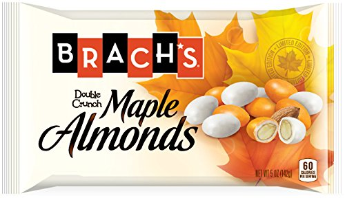 Brachs Double Crunch Maple Almonds product image