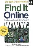 Find It Online, Alan M. Schlein and James R. Flowers, 1889150207