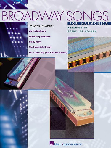 Download Broadway Songs for Harmonica ebook