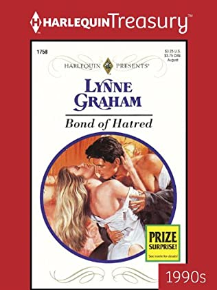 book cover of Bond of Hatred