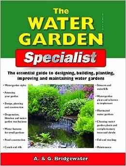 Book The Water Garden Specialist (Specialist Series)