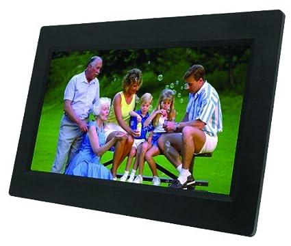10.1-pulgadas TFT LCD marco de fotos digital NF-1000 con retroiluminación LED 1024
