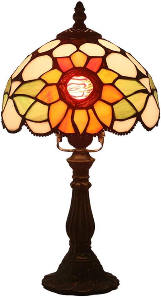 HWLG Lamparas De Tiffany,Lamparas Mesilla De Noche,Lámpara De Mesa ...