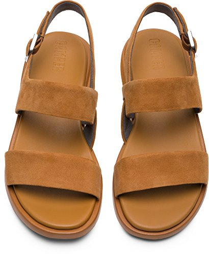 Camper Womens edy K200573 Fisherman Sandal Rust/Coppe o62ki