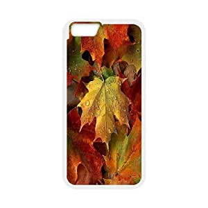 """SOPHIA Phone Case Of Maple leaves Fashion Style Colorful Painted For iPhone 6 (4.7"""")"""