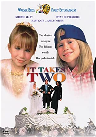 Amazon com: It Takes Two: Kirstie Alley, Steve Guttenberg