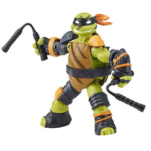 Teenage Mutant Ninja Turtles Super Ninja Michelangelo Action Figure