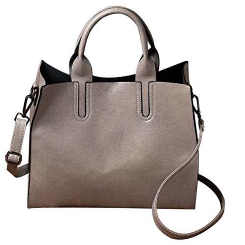 (Top Handle Bag AfterSo Clearance Fashion Purse Handbags Womens Girls Gift (32cm/12.59