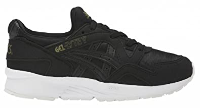 premium selection 22ee4 8f04a ASICS Gel Lyte V PS C540N-9086, Baskets Mixte Enfant, Noir (001
