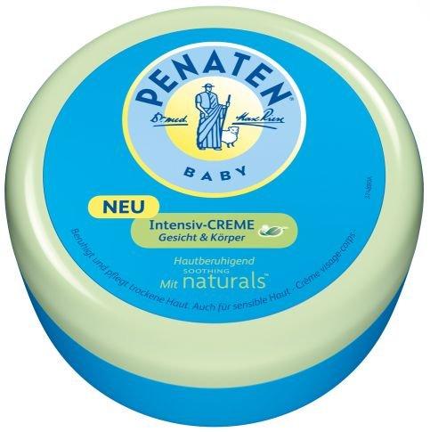 Penaten Baby Intensiv-Creme Gesicht & Körper, 250 ml