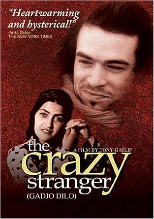 The Crazy Stranger Gadjo Dilo Dvd 1998 Region 1 Us Import Ntsc Amazon Co Uk Dvd Blu Ray The Crazy Stranger