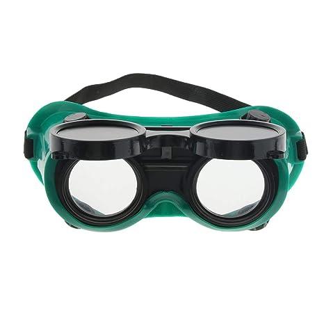 SM SunniMix Gafas De Soldar Soldador Ajustable Anti SalpicaInstalación Eléctrica Suministros de Construcción