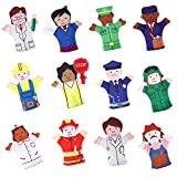 Magnet Happy Helpers People Toy Set for