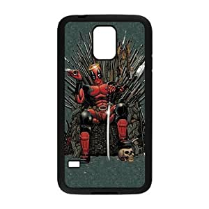 DeadPool Hard Case Cover Skin for Samsung Galaxy S5-1 Pack -7