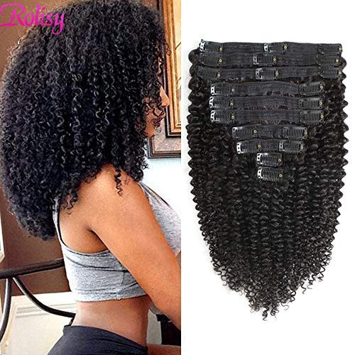 natural afro hair extensions - 5