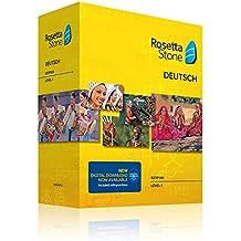 Learn German: Rosetta Stone German - Level 1