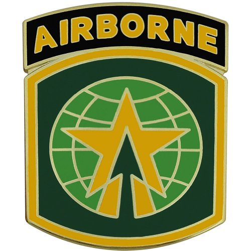 16th Military Police Brigade CSIB - Army Combat Service I...