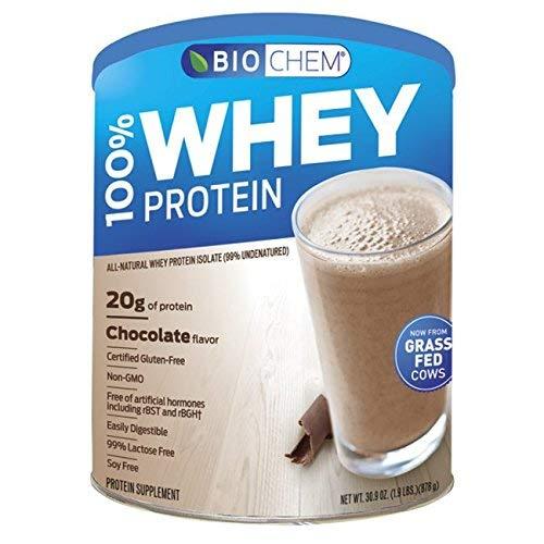(Biochem 100% Whey Protein Chocolate, 30.9 Ounce)