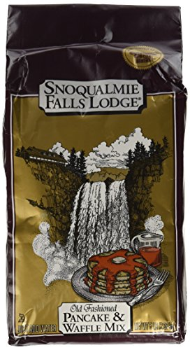 Snoqualmie Falls Lodge Old Fashioned PANCAKE & WAFFLE Mix 5lb.