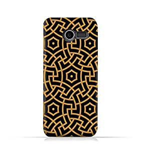 AMC Design Asus Zenfone 4 TPU Silicone Protective Case with Morocco Traditional Arabic Pattern